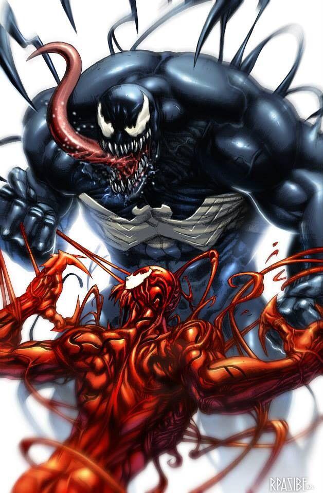 Venom vs. Carnage   Marvel venom, Venom, Marvel villains