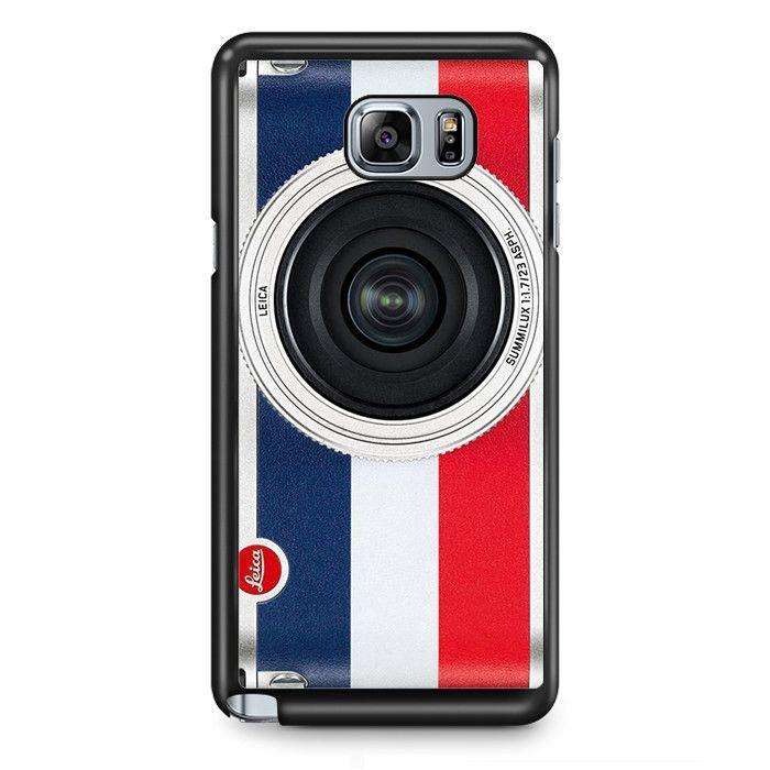 X Edition Leica Camera TATUM-12095 Samsung Phonecase Cover Samsung Galaxy Note 2 Note 3 Note 4 Note 5 Note Edge