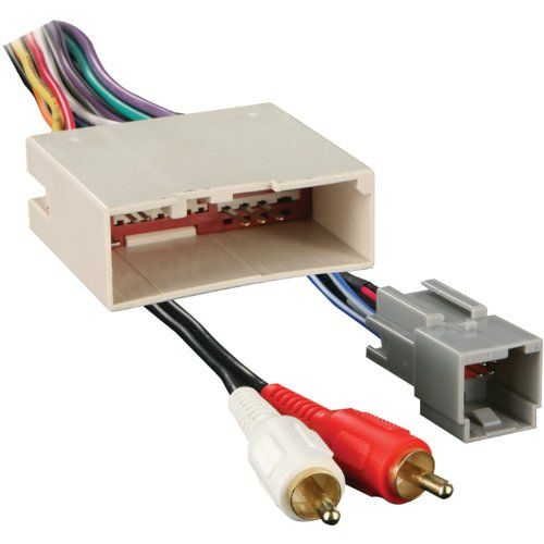 Black Friday Metra 70 5521 Radio Wiring Harness For Ford 03 Up Amp From Metra Metra Ford Lincoln Mercury Car Stereo
