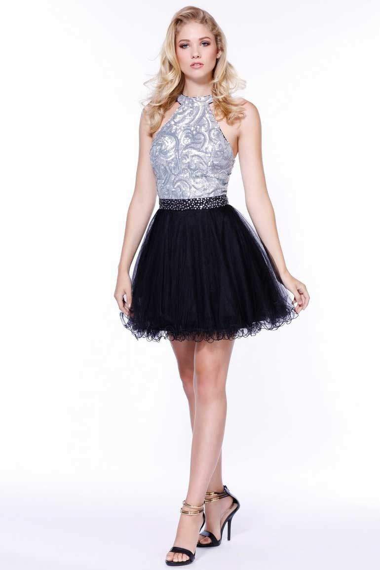 Homecoming Gown NX6214