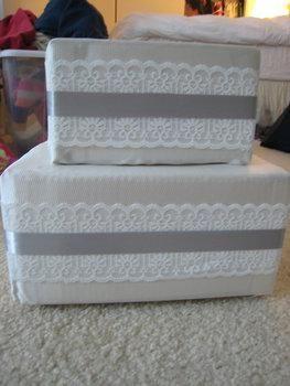 Diy Card Box Wedding Instructions