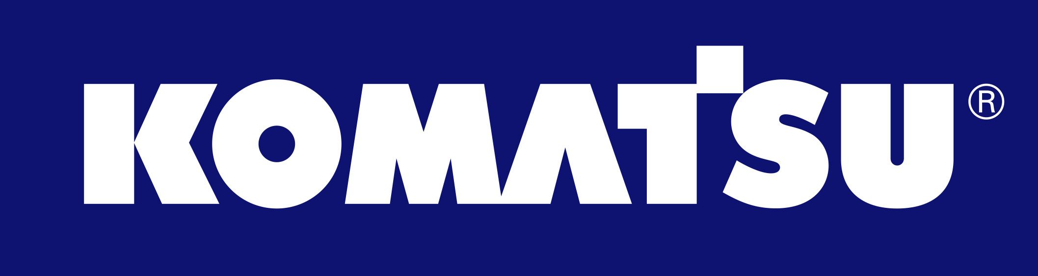 Resultado de imagen para logos komatsu