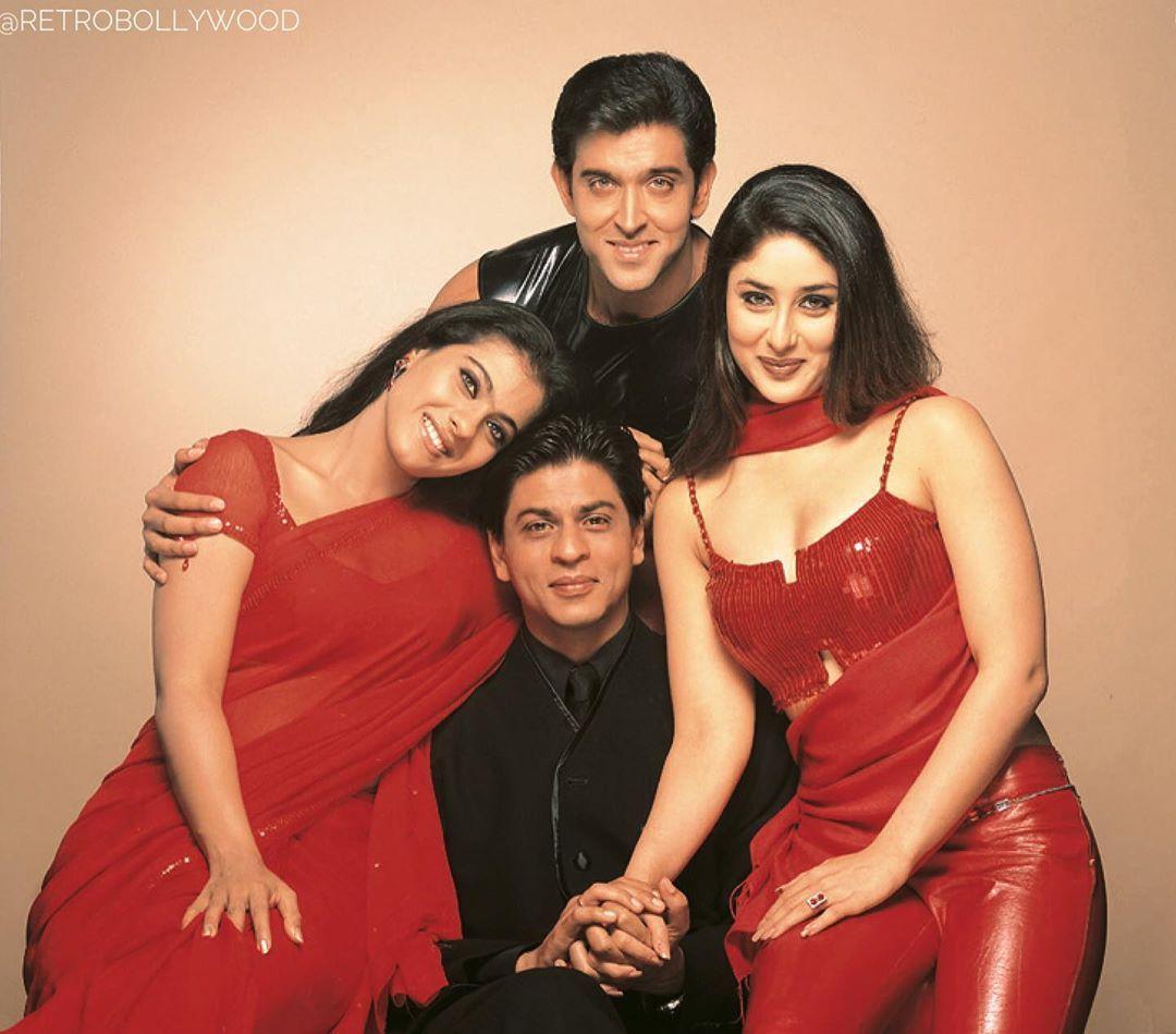 """Kabhi Khushi Kabhie Gham, 2001. """"My all-time favourite is Kareena ..."""