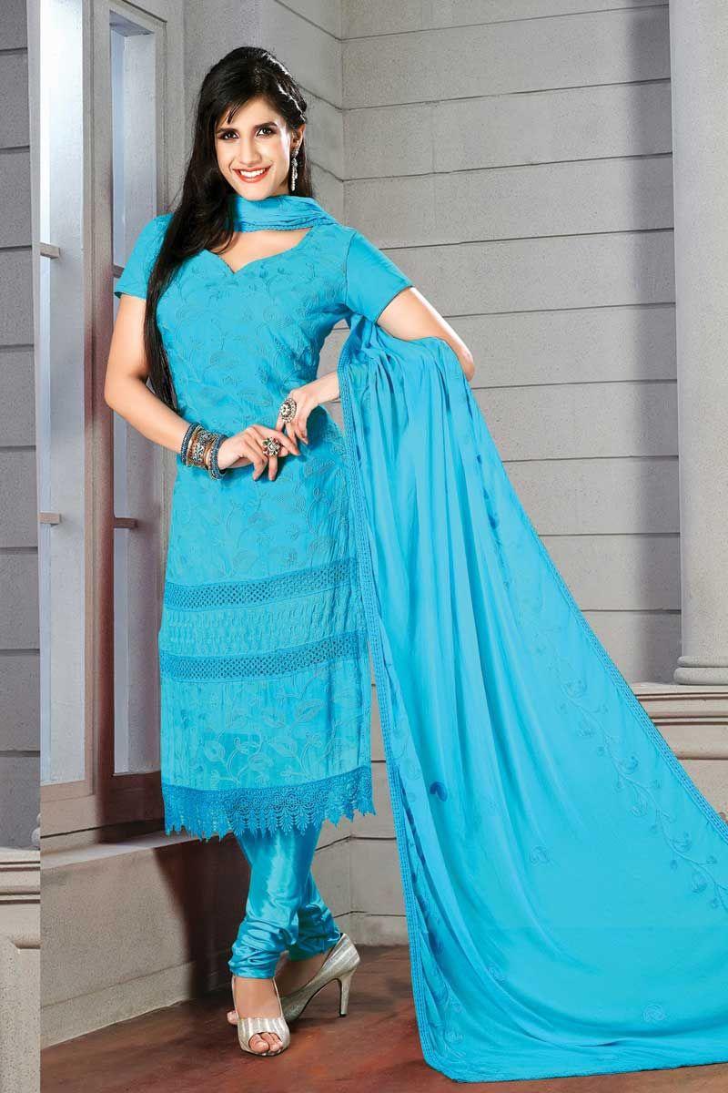 Rama Ladies Suits Online Price:-2,045 Rama, Chiffon, semi stictch ...