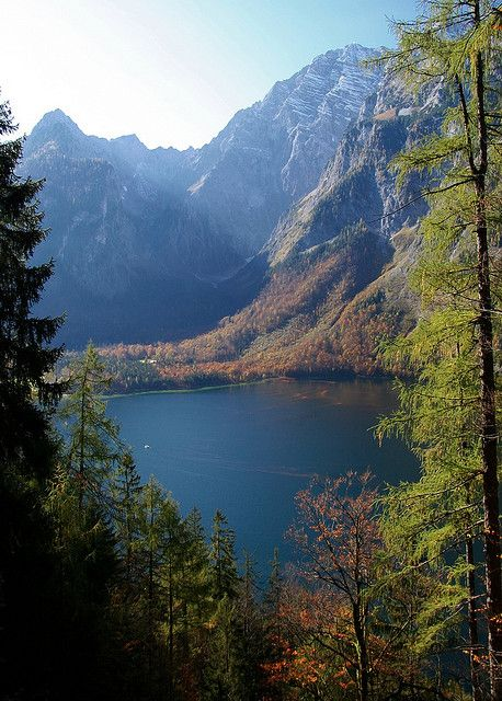 Berchtesgaden National Park Germany Photo By Brad Hays Places