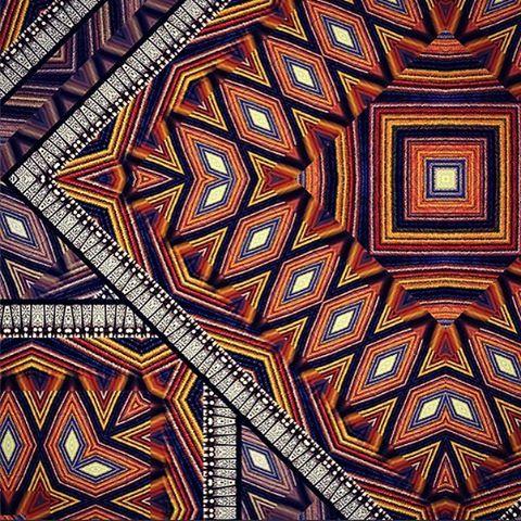 • D E T A I L S •  Inspiration of the day : Guatemala ✨  _______________  #textiledesign #printstudio #printsforfashion #bettadesignstudio #bohemain #design #sydney #summer #art #surfacepatterndesign #textile #gypsy #vapd #guatemala #ethnic