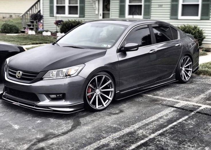 9Th Gen Accord >> Pin by Amber Thompson on 9th gen accords | Honda cars, Honda accord sport, Honda accord accessories
