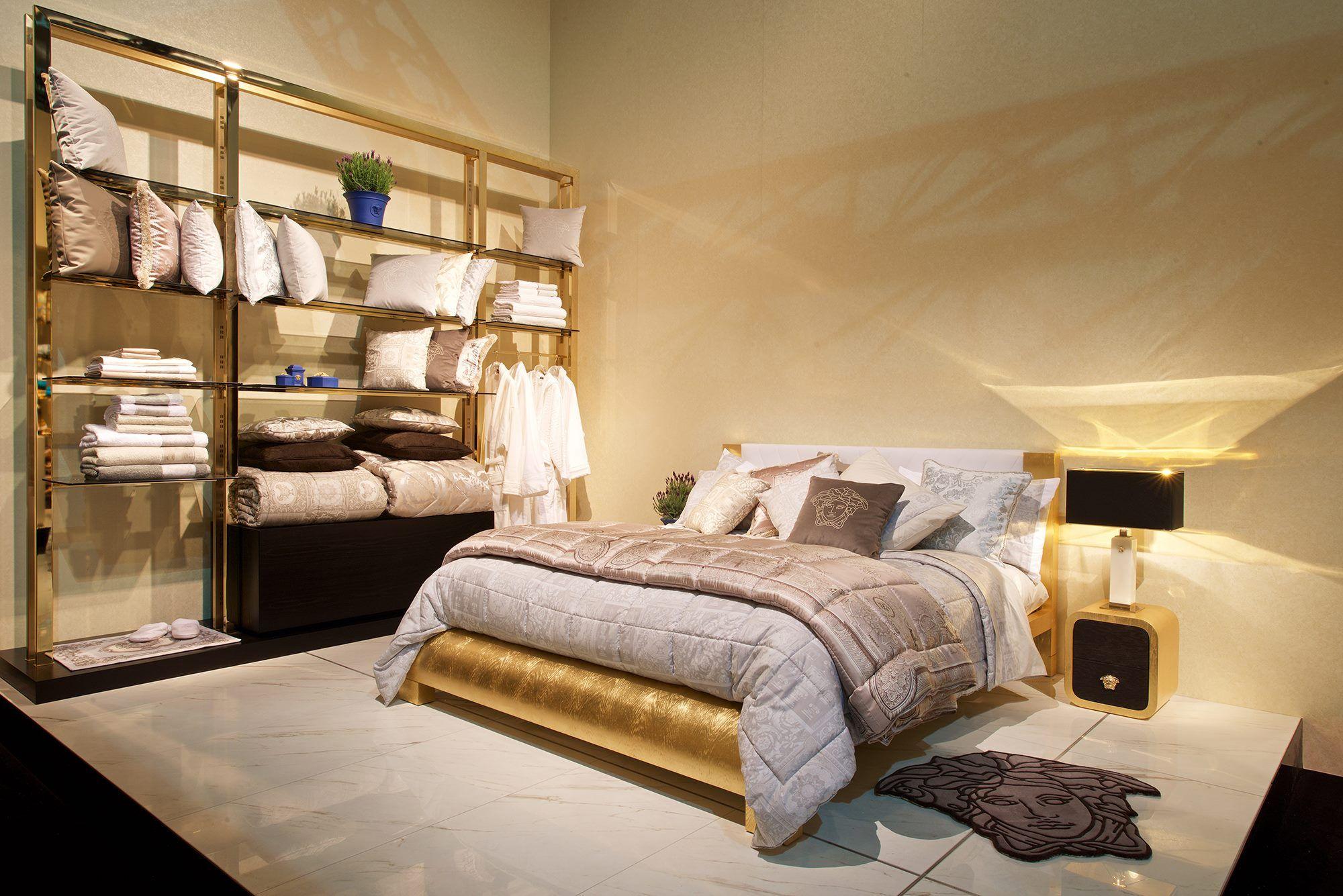 Versace Home Miami Bedrooms  Luxury interior, Versace home, Home