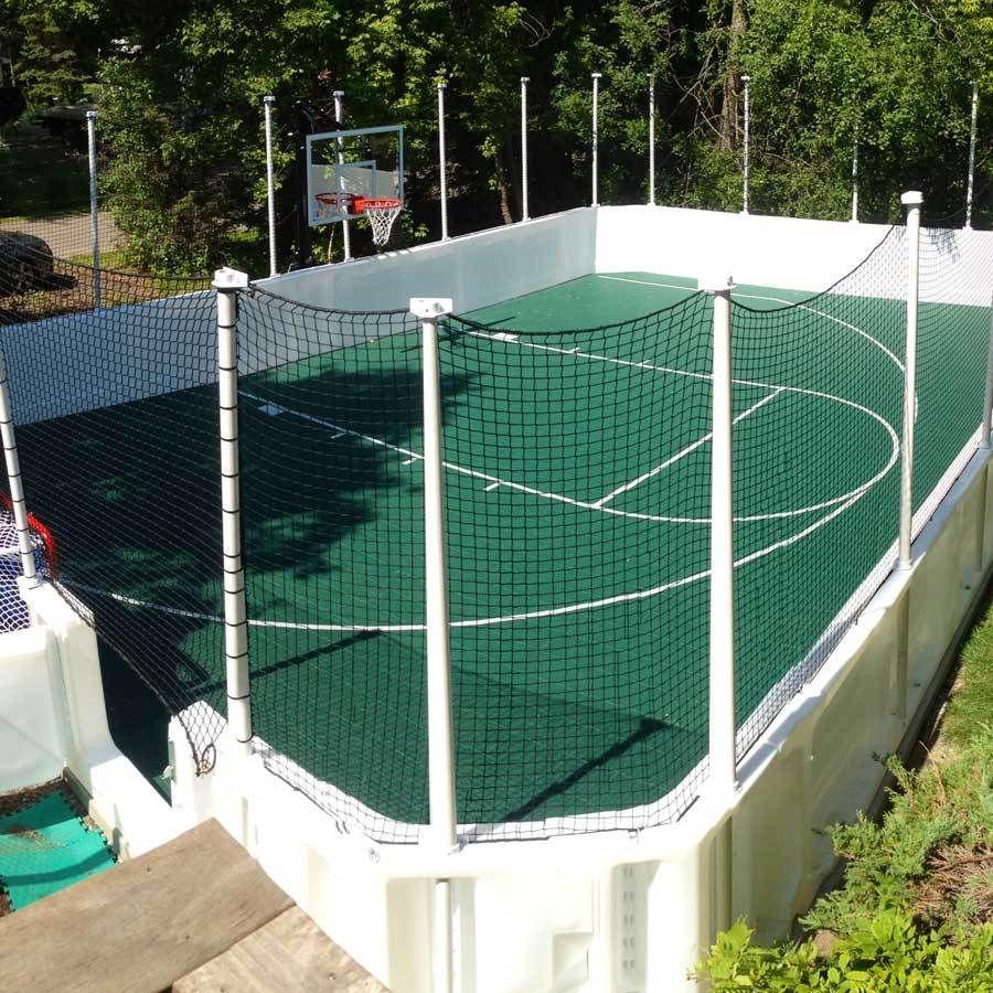 Lax.com Backyard Box ProWall Lacrosse System Lacrosse