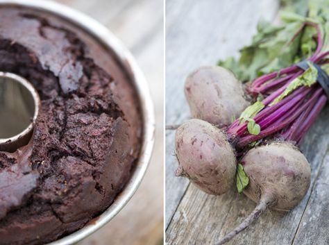 food and fairies: Chokoladekage med rødbede, sukkerfri