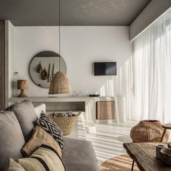 j 39 aime le m lange des mat riaux et les couleurs pour le salon mais a ressort toujours mieux. Black Bedroom Furniture Sets. Home Design Ideas