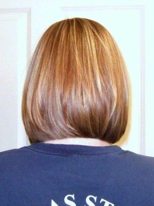 Pics Of Bob Haircuts Back View Bob Haircut And Hairstyle Ideas Long Bob Haircuts Medium Hair Styles Bob Hairstyles