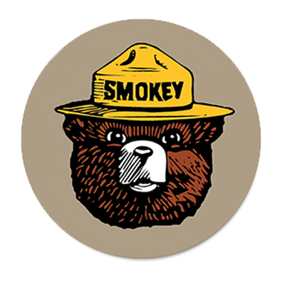 Bu 1015 Smokey Bear Web Large Png 400 400 Smokey The Bears Pisgah National Forest Smokey