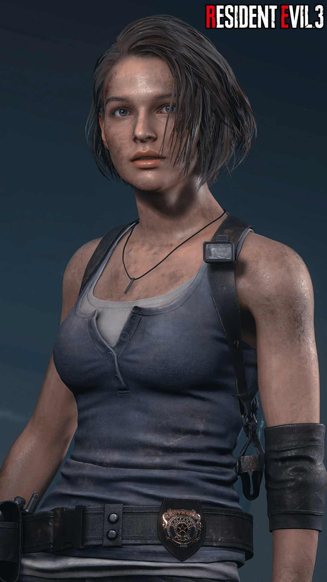 Jill Valentine Re3 Remake Wallpaper Hd Phone Backgrounds 2020 Game Art Poster On Iphone Android In 2020 Resident Evil Girl Resident Evil Jill Valentine