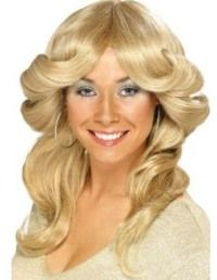 Frisur locken 70er