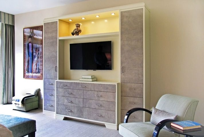 Custom Wood Furniture, TV Lifts, Entertainment Center NYC   Manhattan  Cabinetry, Inc.