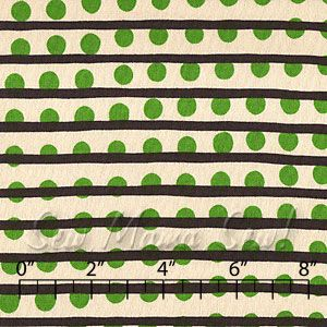 love this pattern in green too!