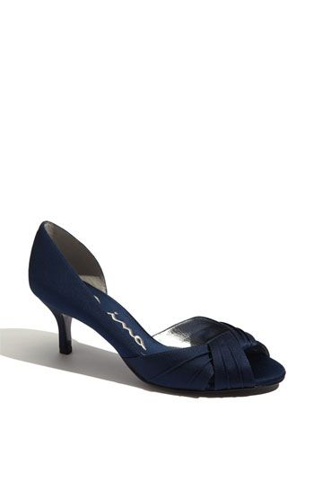 826ecfe02a4 Nina  Culver  d Orsay Pump available at  Nordstrom - bridesmaid possibility  in grey
