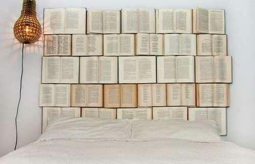 Wake up to books.