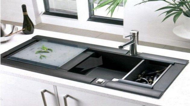 18 Unusual But Cool Kitchen Sink Design Ideas  Ideas Sink Design Glamorous Cool Kitchen Sinks Decorating Inspiration