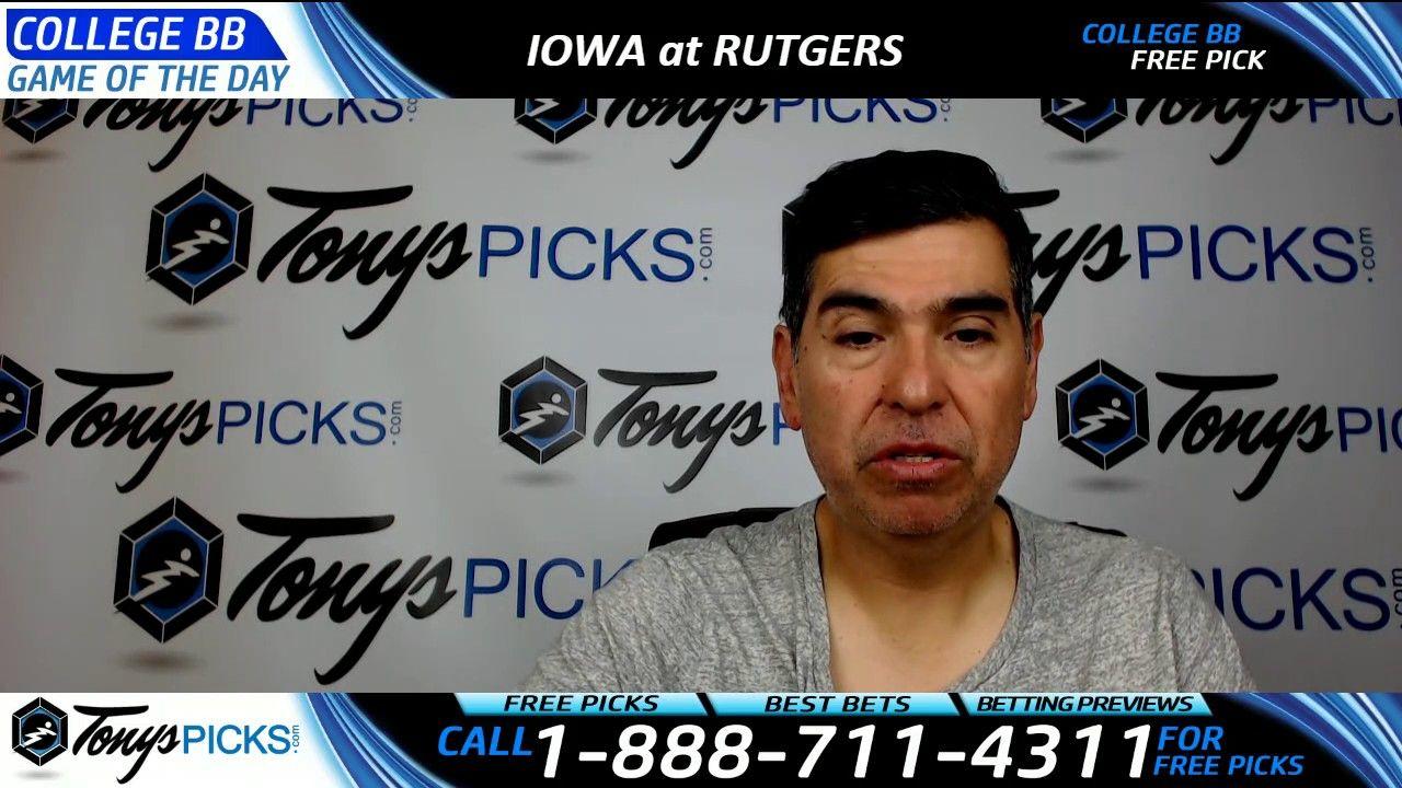 Iowa Hawkeyes vs. Rutgers Scarlet Knights Free NCAA