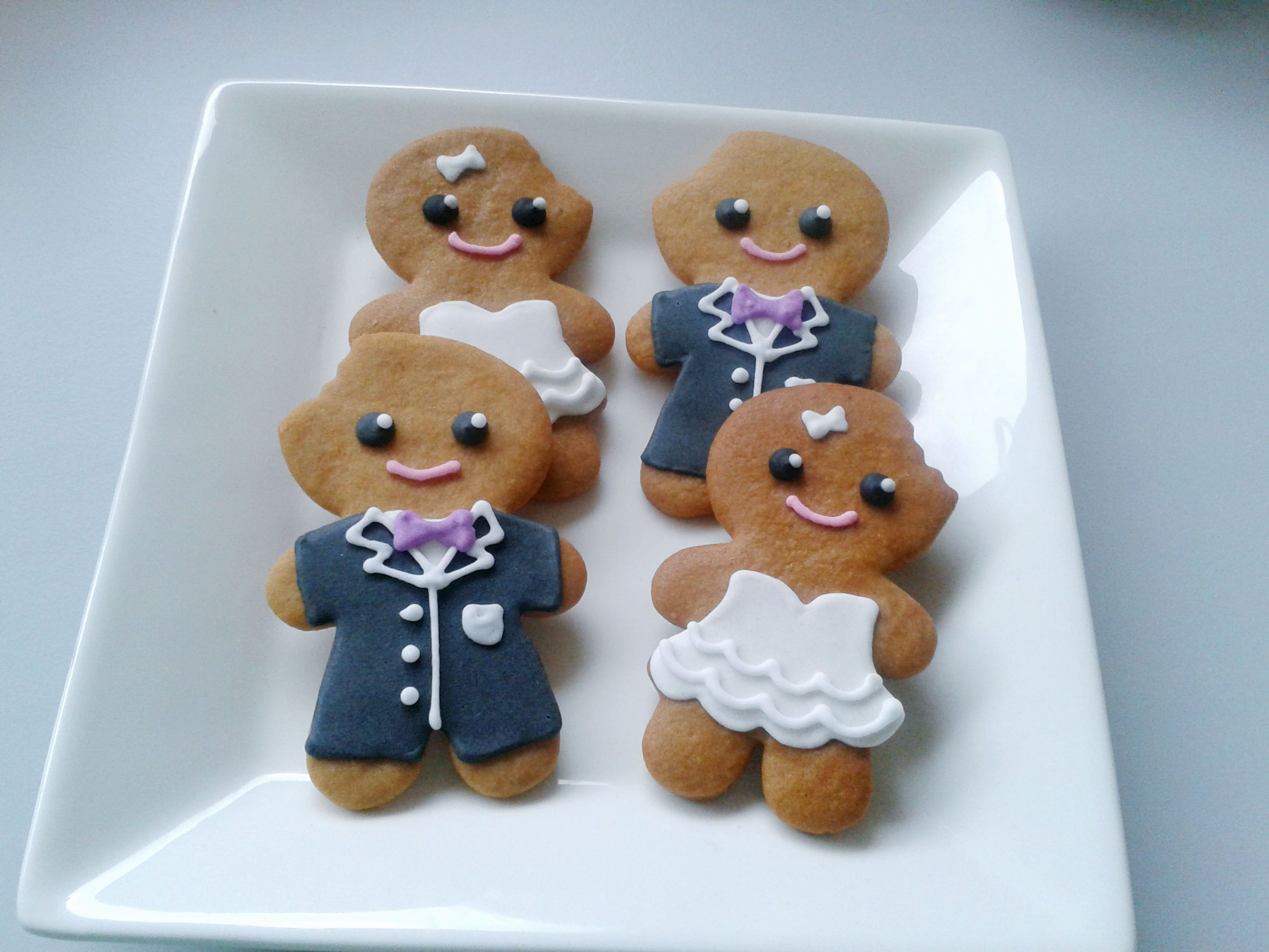 Gingerbread Corner - Gorgeous Wedding Favours #madeinmelbourne #madewithlove #gingerbread #weddingfavours #melbourne