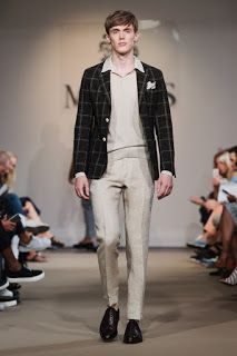 Morris Heritage Spring/Summer 2016 - Stockholm Fashion Week | Male Fashion Trends