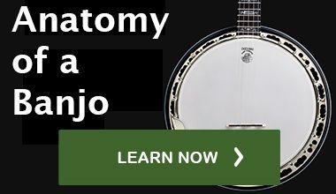 How To Tune A Banjo Deering Banjo Company Banjo Anatomy Tune