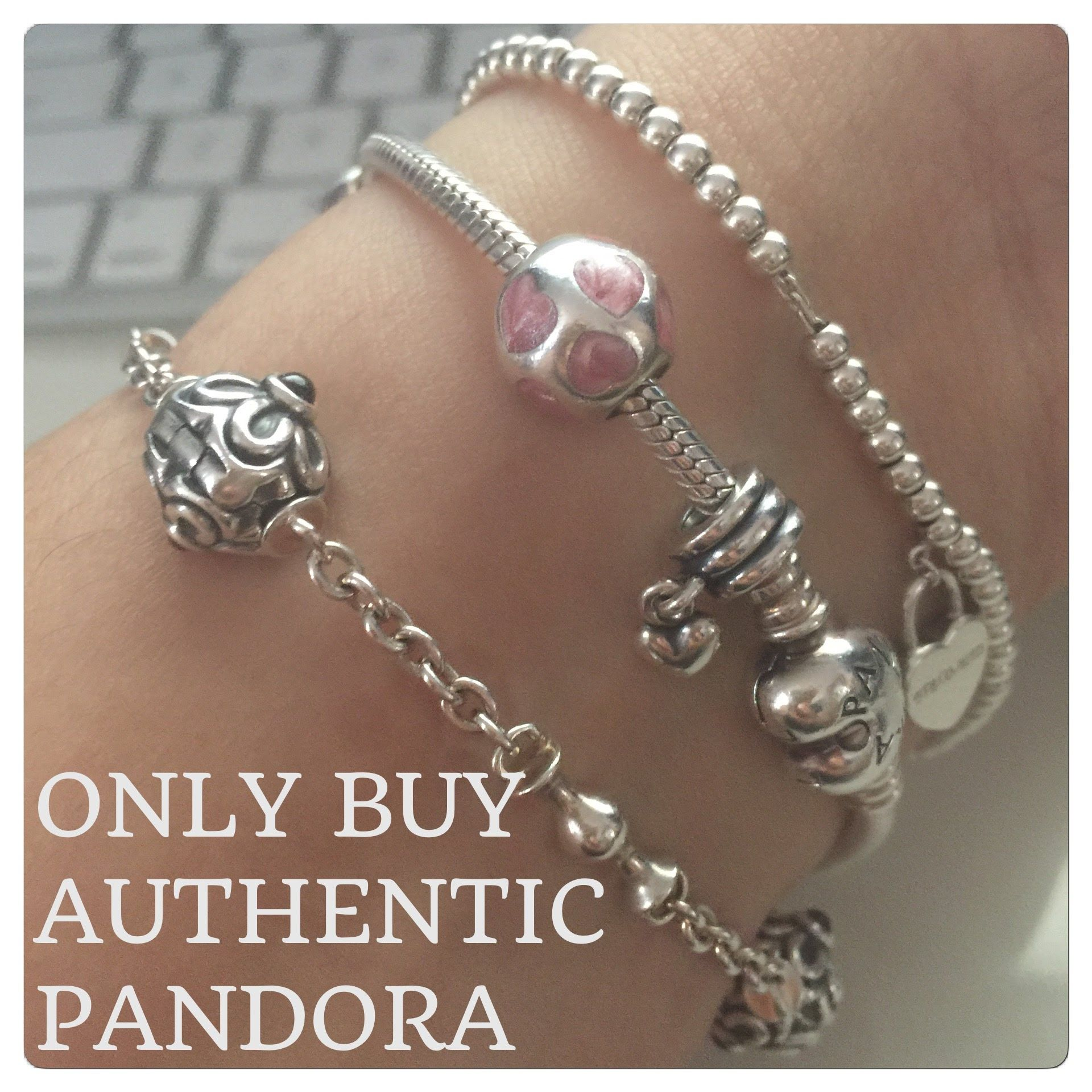 HOW TO SPOT FAKE PANDORA ONLINE + HOW TO BUY AUTHENTIC PANDORA ONLINE 2015