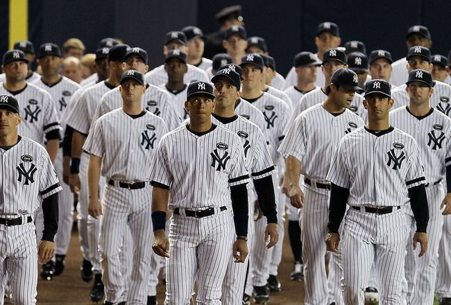 The Evil Empire And Best Team In The History Of Baseball The New York Yankees New York Yankees Baseball New York Yankees Yankees Team