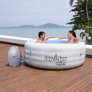 Spa Gonflable Bestway Lay Z Vegas Spa Gonflable Gonflable Spa