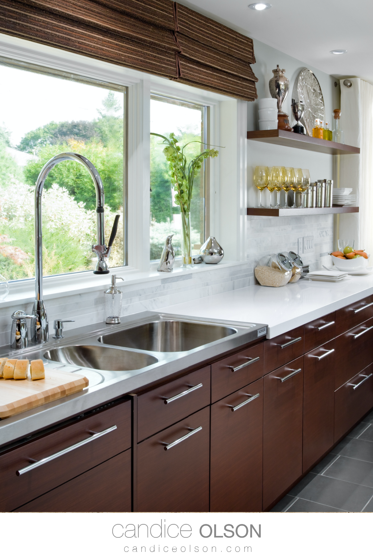 Candice Olson On Kitchen Design Open Kitchen Shelves Modern Kitchen Design Kitchen Design