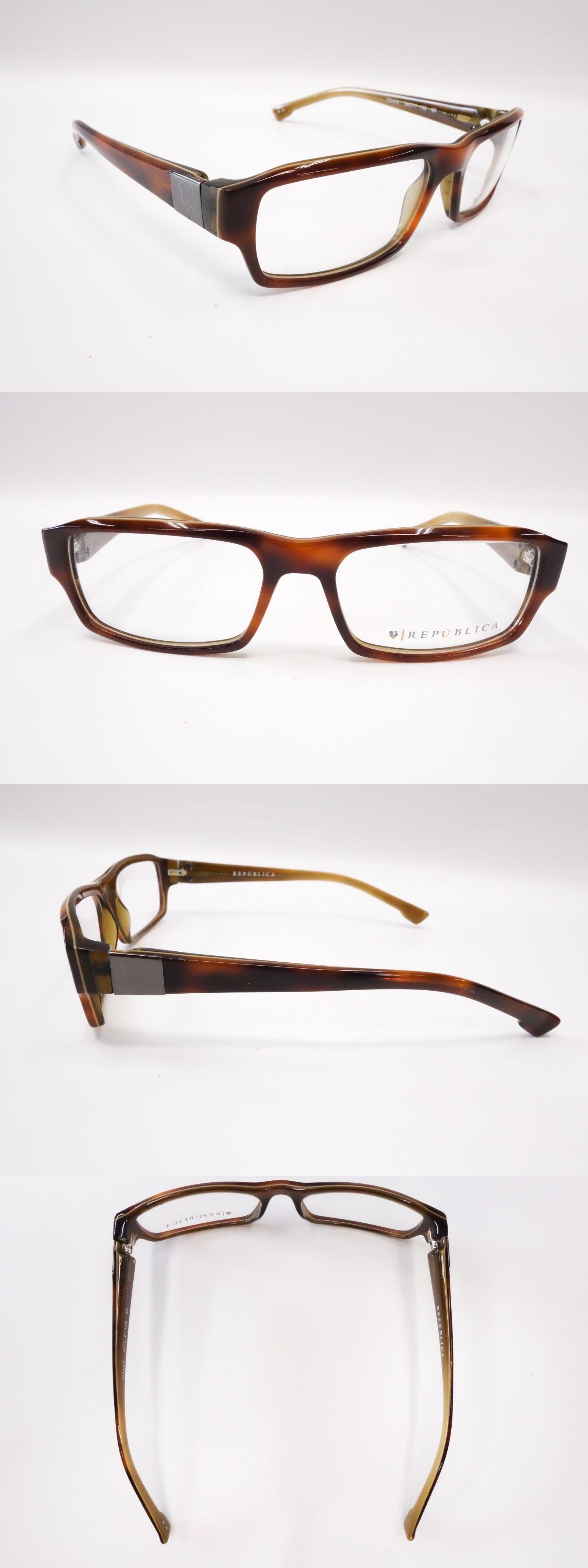 Eyewear Accessories 179249: New Republica Osaka Rx Eyeglasses Frames ...
