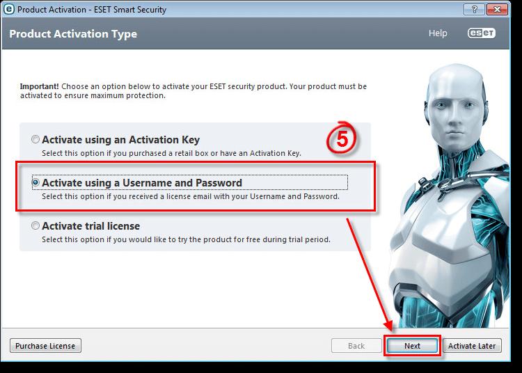 Eset Smart Security 9 Username Password Activation Key Free Internet Security Security Smart