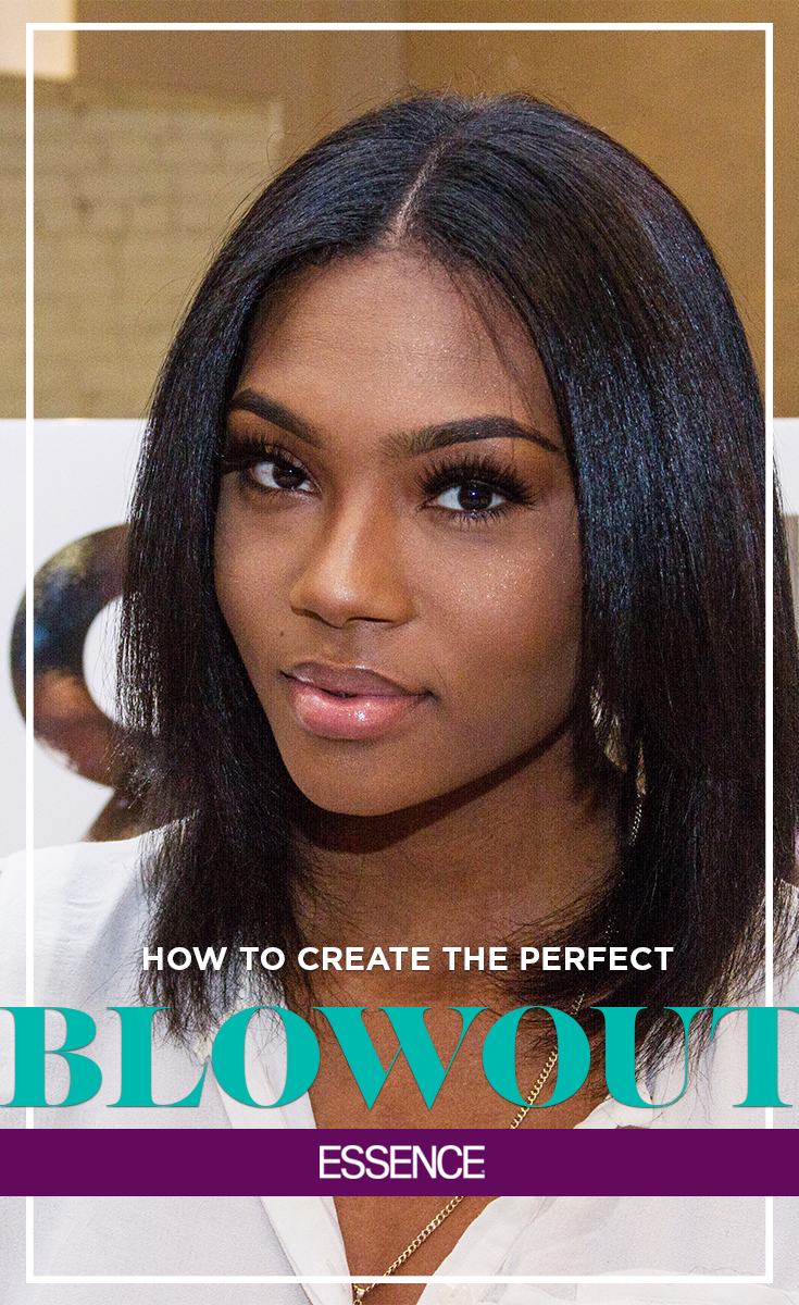 A Step By Step Guide To Getting The Perfect Blow Out Pinterest