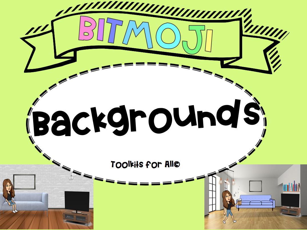 Bitmoji Backgrounds For Google Classroom Seesaw Virtual Classrooms Google Classroom Classroom Background