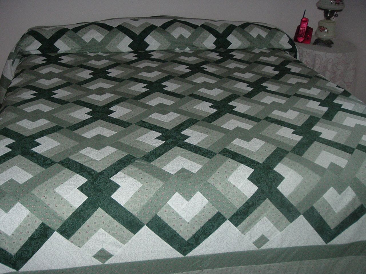 Quilting Pattern Lovers Knot : lovers knot quilt Lover s Knot might make a nice wedding quilt. I Do. quilt love ...