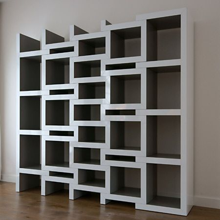 Designer Bookcases top ten: bookcases | book shelves