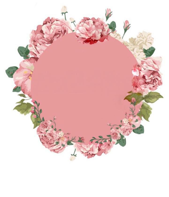 Dlya Aktualnogo V Instu Imagem Floral Logotipo Floral Quadro De Flores
