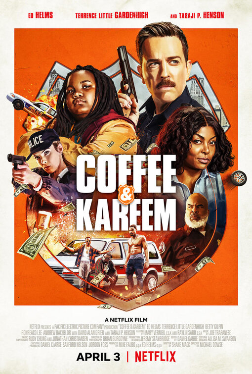 Coffee & Kareem TV Poster (#1 of 4) - IMP Awards in 2020 ...
