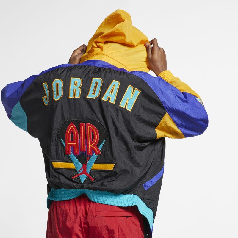 Jordan Legacy Flight Nostalgia AJ 9