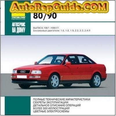 download free audi 80 audi 90 1987 1990 repair manual rh pinterest ca 1990 Audi 80 Quattro Audi 80 B4