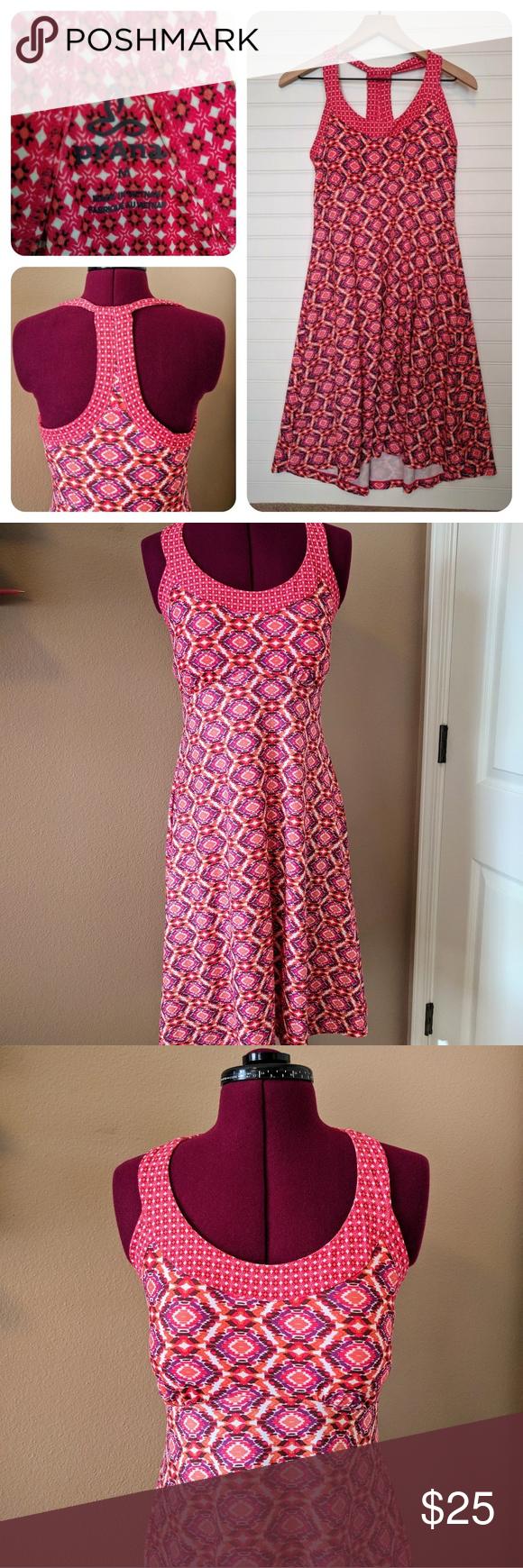 Prana Cali Dress With Built In Bra Clothes Design Dresses Women Shopping [ 1740 x 580 Pixel ]