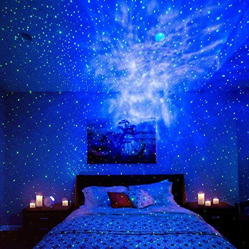 Pin By Audreydahlen On Home In 2020 Star Lights Bedroom Bedroom Night Light Bedroom Night
