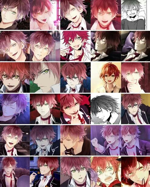 Ayato! I love him so much!!!!!!!