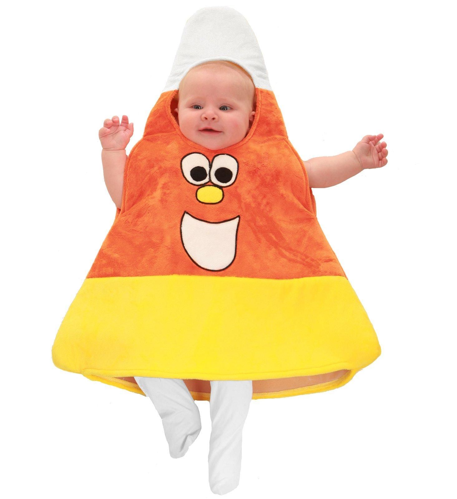 Candy Corn Baby Bunting. Teen CostumesInfant CostumesCute ...  sc 1 st  Pinterest & Candy Corn Baby Bunting | Infants The ou0027jays and Candy corn