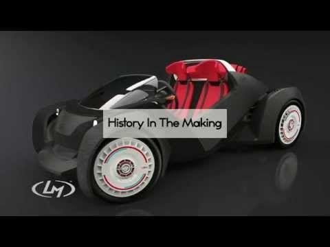 Dit is 's werelds eerste auto uit de 3D-printer - ClearTechnology