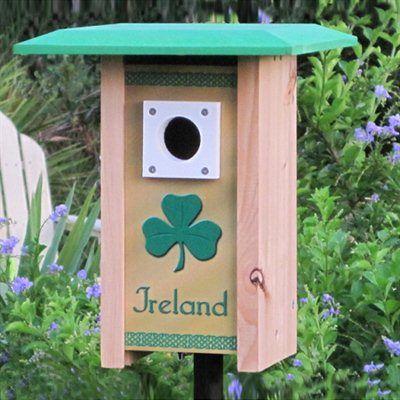 The Backyard Bird Company WA-IRELAND-CELTIC Bluebird ...
