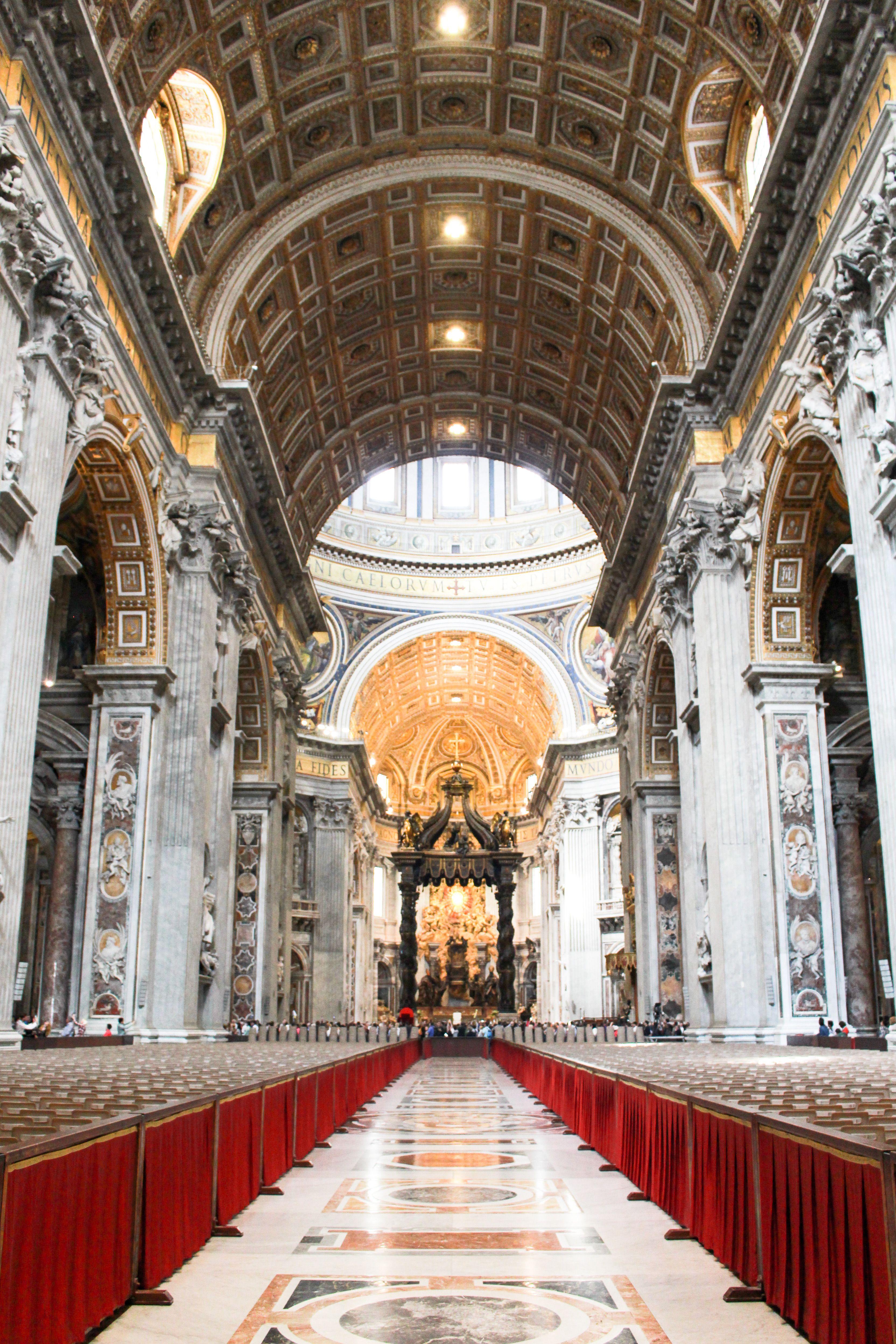 St. Peter's Basilica, Vatican City Rome, Vatican city