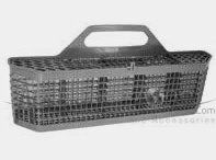 Dishwasher Grey Silverware Basket Wd28x10128 By General Electric